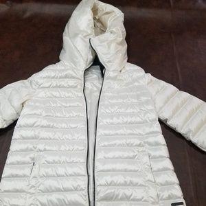 Calvin Klein Down-filled Hooded Puffer Jacket
